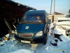 ГАЗ 2705. Газель 2705 фургон 2005г инжектор, 2 500 куб. см., 2 места