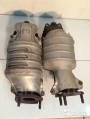 Катализатор. Honda Legend, KB1, KB2 Acura RL Двигатель J35A8