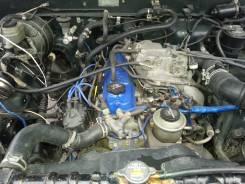 Двигатель. Toyota Toyoace Toyota Hilux Pick Up, YN100, YN107, YU70, YY121, YY131, YY201, YY211, YY50, YY52, YY61 Toyota ToyoAce, YU70, YY121, YY131, Y...