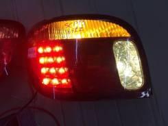 Стоп-сигнал. Toyota Vitz, SCP10, SCP13, NCP10, NCP13, NCP15 Двигатели: 1SZFE, 1NZFE, 2NZFE, 2SZFE