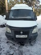 ГАЗ 322132. Продам газель грузопассажирскую, 22 куб. см., 7 мест