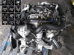 Двигатель Volkswagen Passat 1.9 AFN В Сборе 1996-2001