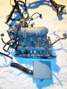 Патрубок впускной. Honda Accord, CL1 Двигатель H22A