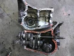 Механическая коробка переключения передач. Subaru Impreza WRX STI
