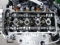 Prius DAA-ZVW30 двигатель ASSY