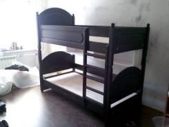 Кровати двухъярусные. Под заказ