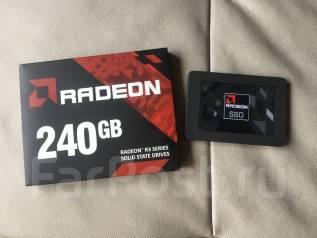 SSD-накопители. 240 Гб, интерфейс Sata3