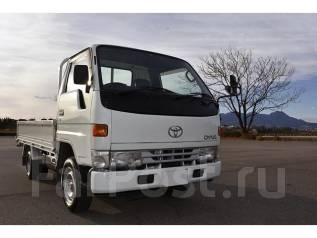 Toyota Dyna. Бортовой Toyota DYNA 1997, 2 800 куб. см., 1 497 кг. Под заказ