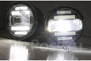 Фара противотуманная. Toyota Highlander, GSU50, GSU55L, ASU50, GVU58, ASU50L, GSU55