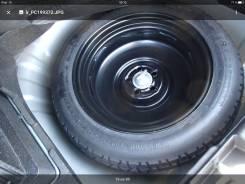 Колесо запасное. Subaru Forester, SG5, SG9