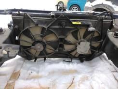 Радиатор охлаждения двигателя. Toyota Camry, ACV30 Двигатели: 2AZFE, 2AZFXE