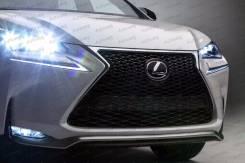 Решетка радиатора. Lexus NX200t Lexus NX200 Lexus NX300h