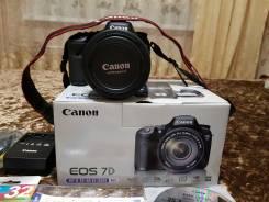 Canon EOS 7D Kit. 15 - 19.9 Мп