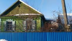 Дом в районе школы № 1. С. Чугуевка ул. Новая, р-н Центр, площадь дома 41 кв.м., скважина, электричество 7 кВт, отопление твердотопливное, от частног...