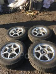 Зимние колеса 215/70/R16. 7.0x16 5x114.30 ET35