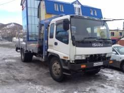 Isuzu Forward. Продам грузовик Isuzu Forvard, 7 200 куб. см., 8 000 кг.