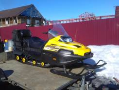 BRP Ski-Doo Skandic SWT V-800. есть птс, с пробегом