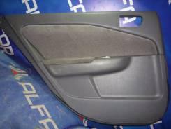Обшивка двери Toyota Corona Premio ST210, левая задняя