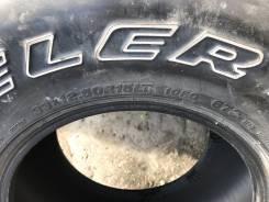 Bridgestone Dueler M/T D673. Всесезонные, 2007 год, износ: 30%, 4 шт