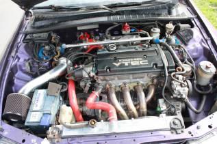 Патрубок воздухозаборника. Honda Accord, CF4, CL1 Honda Civic Honda Integra Honda Prelude, BB6