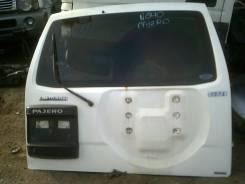Дверь багажника. Mitsubishi Pajero, V63W, V73W, V65W, V75W, V78W, V68W Двигатель 6G74