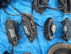 Тормозная система. Subaru Impreza WRX, GC8, GC8LD3, GD, GDA, GDB, GF8, GF8LD3 Subaru Forester, SF5, SG5, SG9, SG9L Subaru Impreza WRX STI, GC8, GD, GD...