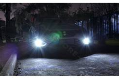 Фара противотуманная. Toyota Belta