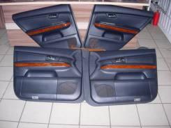 Интерьер. Lexus RX330