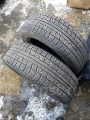 Bridgestone Blizzak MZ-02. Зимние, 2002 год, износ: 50%, 2 шт
