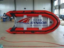 Продам Лодка ПВХ Synsor в Большом Камне. Год: 2016 год, длина 2,30м., двигатель подвесной, 5,00л.с.