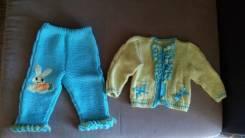 Детская одежда на весну. Рост: 68-74, 74-80 см