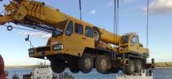 Услуги автомобильных и самоходных кранов 25т, 35т, 50т в г. Якутске