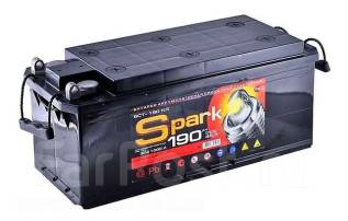 Spark. 190 А.ч., производство Россия