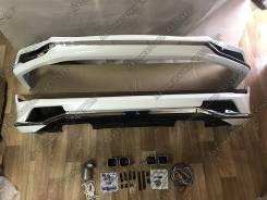 Обвес кузова аэродинамический. Lexus LX570, URJ201, URJ201W, SUV Lexus LX450d, URJ200