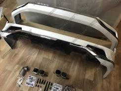 Обвес кузова аэродинамический. Lexus LX450d, URJ200, SUV, URJ201, URJ201W Lexus LX570, SUV, URJ201, URJ201W