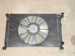 Радиатор охлаждения двигателя. Toyota Scion, ANT10 Toyota Wish, ZNE10 Двигатели: 2AZFE, 1ZZFE