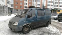 ГАЗ 2217 Баргузин. Продаю Соболь Бургузин, двигатель после капитального ремонта всё новое, 8 мест