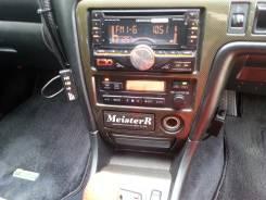 Блок управления климат-контролем. Toyota Cresta, JZX100, GX100, GX105, JZX105 Toyota Mark II, GX105, JZX105, JZX100, GX100 Toyota Chaser, GX100, JZX10...