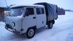 УАЗ 39094 Фермер. Продам УАЗ Фермер в очень хорошем состоянии, 2 000 куб. см., 1 000 кг.