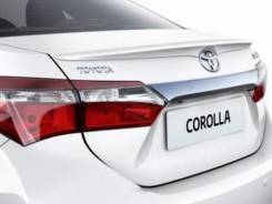 Спойлер. Toyota Corolla. Под заказ