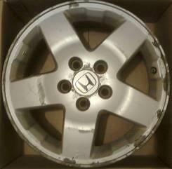Honda. 6.5x16, 5x114.30, ET45, ЦО 64,0мм.