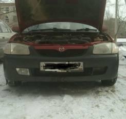 Бампер. Mazda Familia, BJ5W