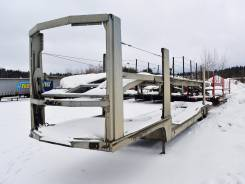 Lohr S2M52X, 2009. Полуприцеп-автовоз Lohr S2M52X 2009 г/в, 17 000 кг.