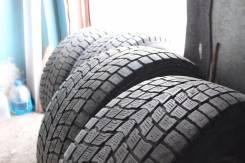 Dunlop Grandtrek SJ6. Зимние, без шипов, 2008 год, износ: 50%, 4 шт