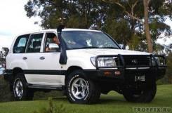 Шноркель. Lexus LX470 Toyota Land Cruiser Двигатели: 2UZFE, 1FZFE, IHZ