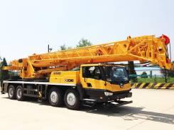 Xcmg QY25K. Кран автомобильный XCMG QY50 (50 т. ), 50 000 кг., 58 м.