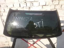 Стекло заднее. Subaru Impreza, GD, GG
