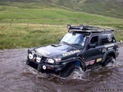 Шноркель. Nissan Safari, WYY61, WTY61, WRGY61, WFGY61, VRGY61, WGY61, Y61 Nissan Patrol, Y61 Двигатели: TB45E, TB48DE, TD42T, ZD30DDTI