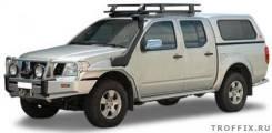 Шноркель. Nissan Pathfinder, R51M, R51 Nissan Navara, D40 Двигатель YD25DDTI