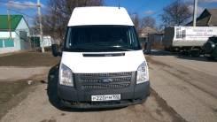 Ford Transit. Ford tranzit, 2 200 куб. см., 4 000 кг.